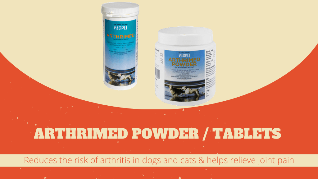 Arthrimed Powder Tablets