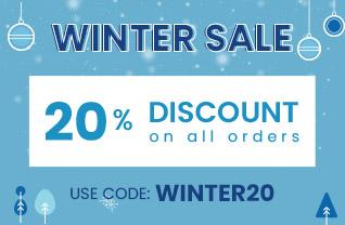 Pet Supplies Winter Sale