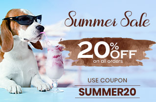 Pet Supplies Summer Sale 2021