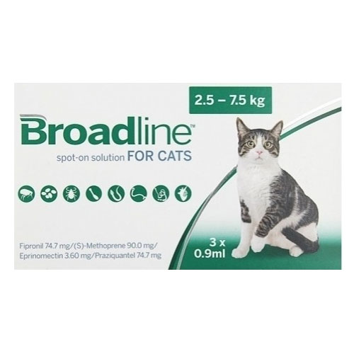 Broadline Spot-On Solution