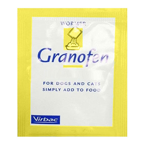 Granofen Worming Granules