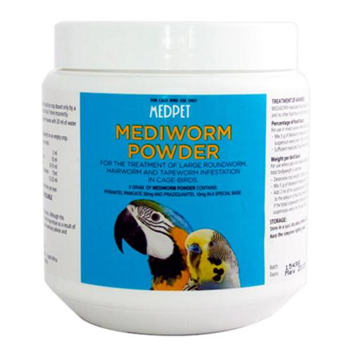 Mediworm Powder