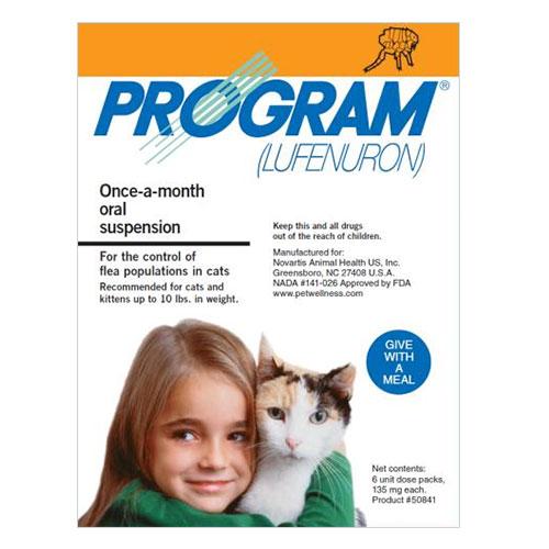 Program Oral Suspension