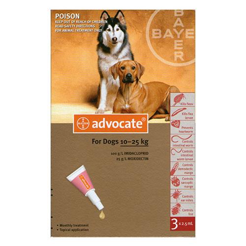Advantage Multi (Advocate)