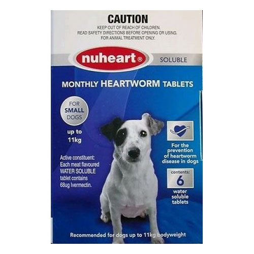 Nuheart Generic Heartgard