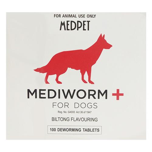 Mediworm Plus