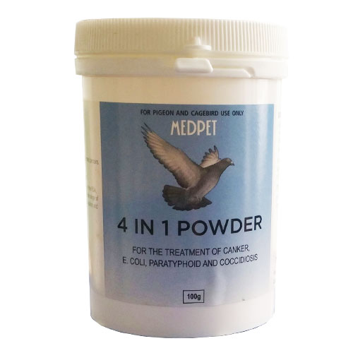 MEDPET 4 IN 1 Powder
