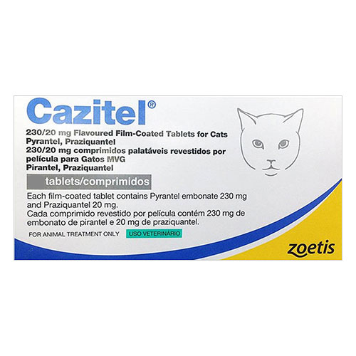 Cazitel-for-cat