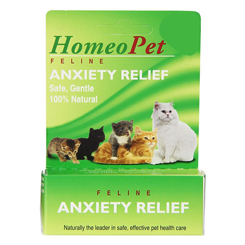 Feline Anxiety Relief