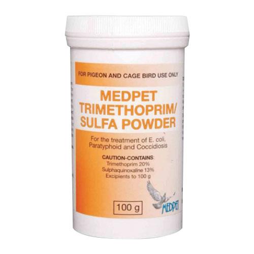 Trimethoprim Sulfa Powder