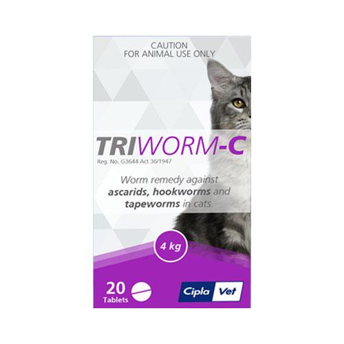 Triworm-C Dewormer