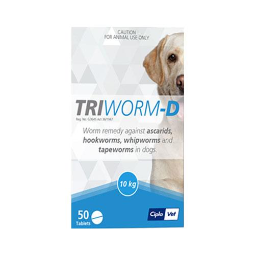 Triworm-D Dewormer