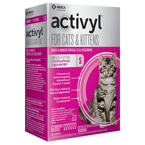 Activyl Flea Control Spot-On
