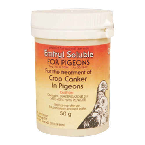 Emtryl Soluble Powder