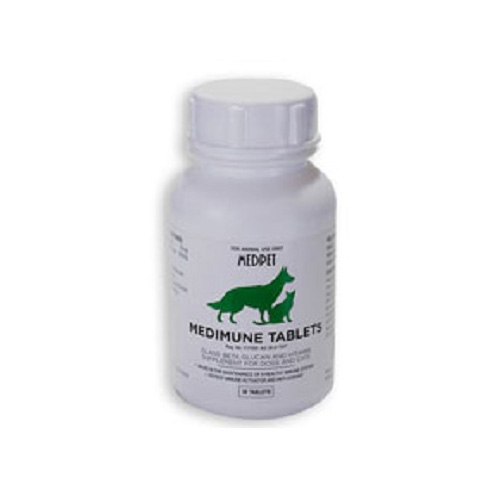Medimune Tablets for Cats & Dogs
